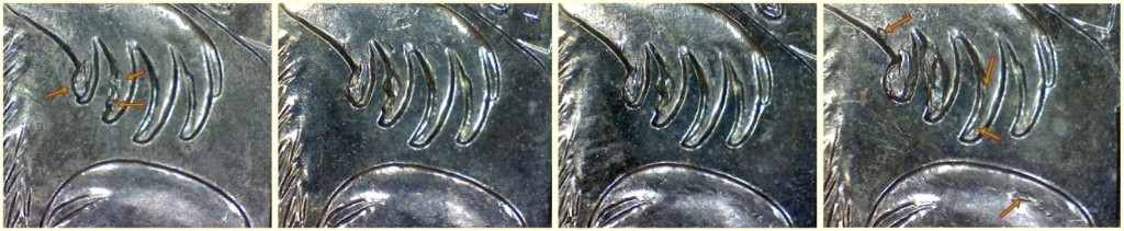 2009 5 Cent Cud Progression - Image 1