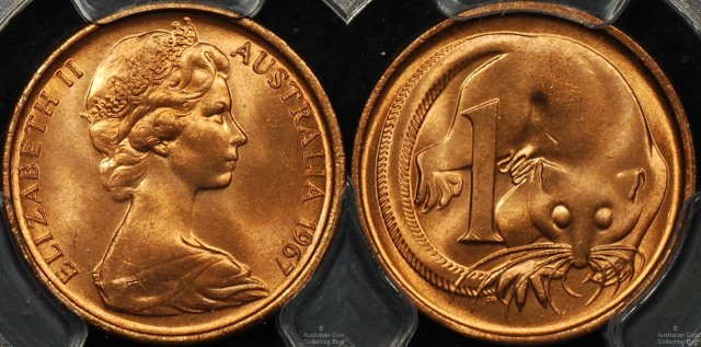 1 Cent Coins - The Australian Coins Wiki