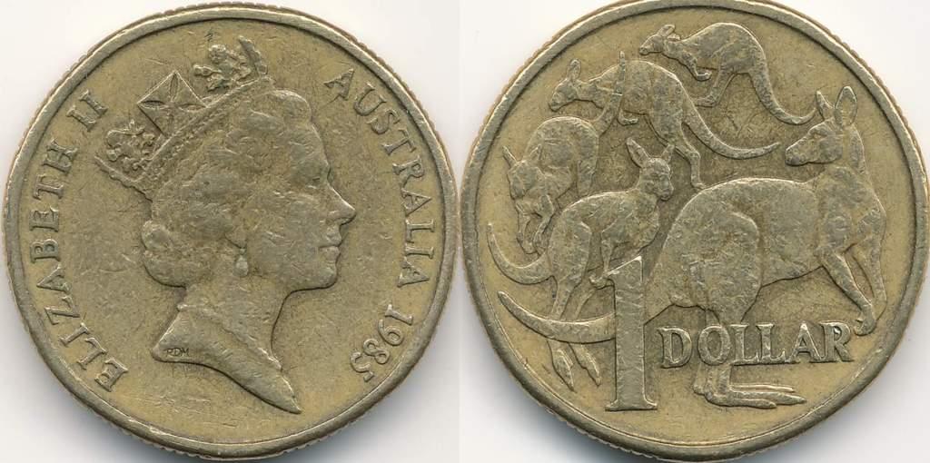 The One Dollar Rabbit Ear - The Australian Coins Wiki